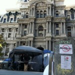 Our campaign took to the street at Occupy Philly